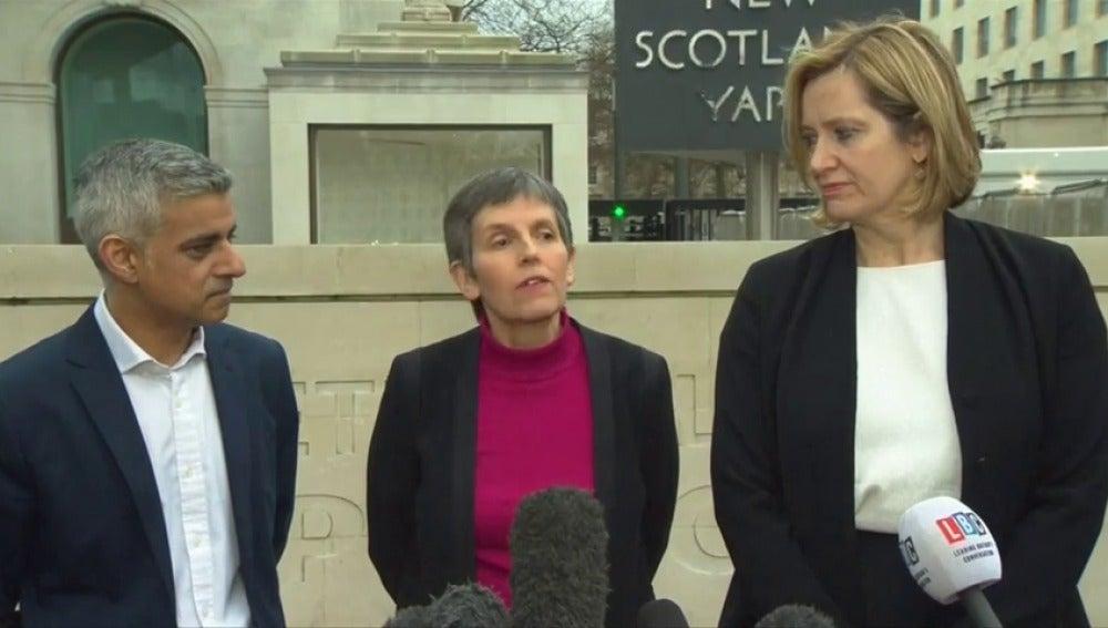 Frame 17.762089 de: Nombran por primera vez a una mujer como directora de Scotland Yard