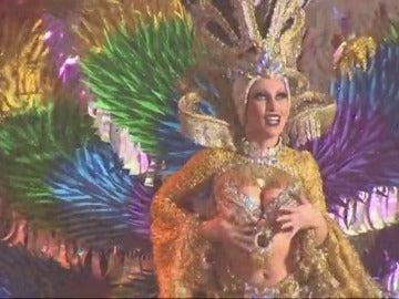 Frame 26.313011 de: Esta noche conoceremos a la reina del carnaval de Tenerife