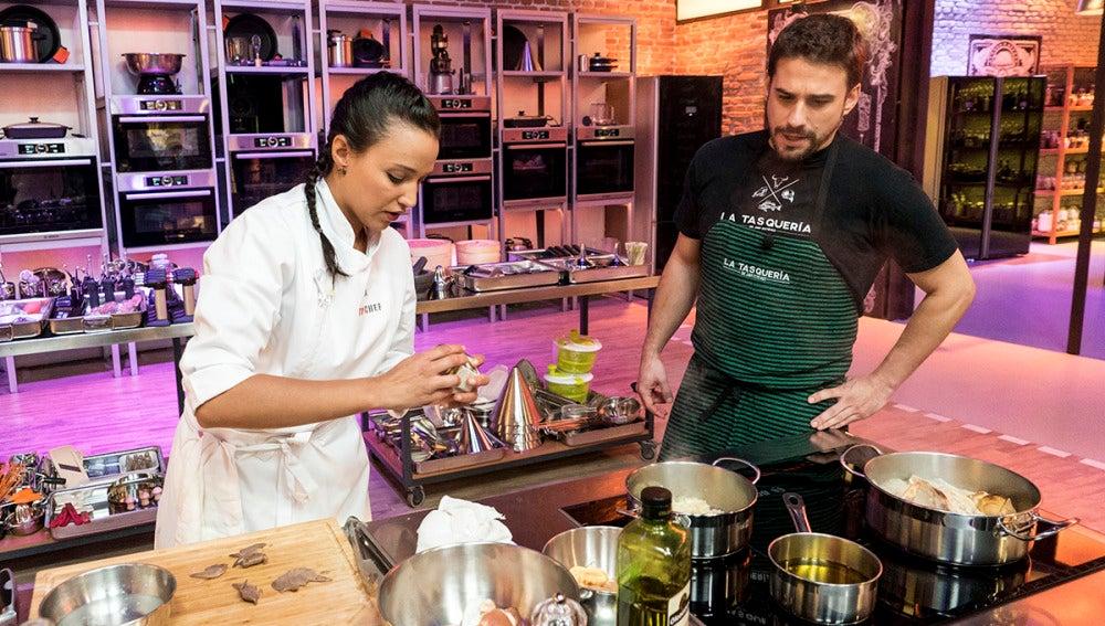 Javi Estévez vuelve a las cocinas de 'Top Chef'