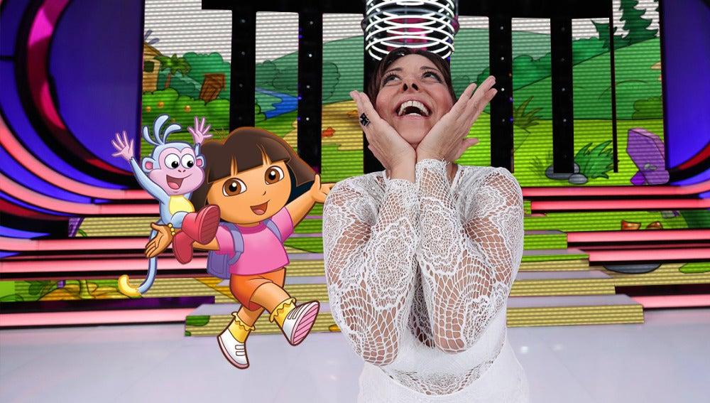 """Yolanda sobre Dora la Exploradora: """"La tengo perfectamente calada"""""""