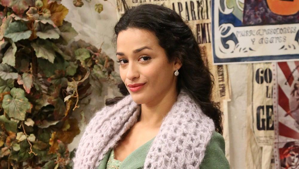 Chanel Terrero es Lucía