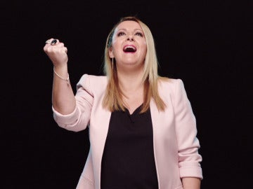 Una impresionante Ana Torroja se cuela en 'Tu cara no me suena todavía'