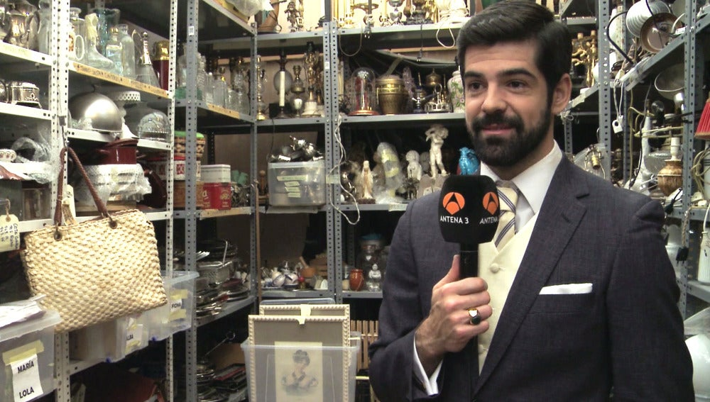 """Miguel Ángel Muñoz: """"'Mi experiencia en 'Amar es para siempre' ha sido de las mejores de mi vida"""""""