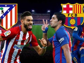 Atlético de Madrid vs FC Barcelona