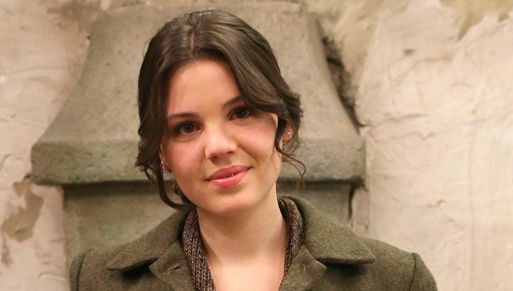 Paula Ballesteros es Marcela
