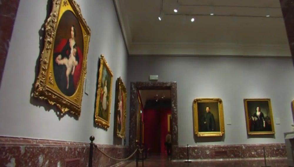 Frame 18.4 de: Una mujer deja una herencia de 800.000 euros y una casa al Museo del Prado