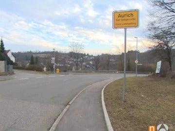 Zona de Alemania donde ocurrió el suceso