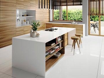 Las cocinas del futuro estarán en el centro de la vida familiar.