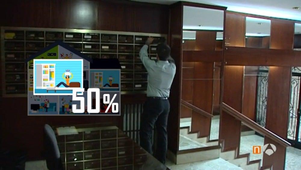 Un 14% de los españoles no soporta a sus vecinos