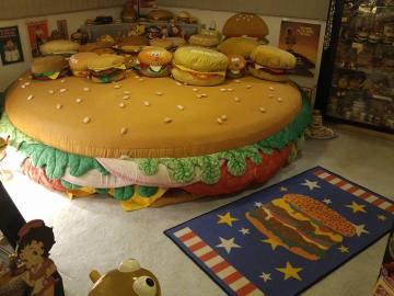 La casa de Hamburger Harry