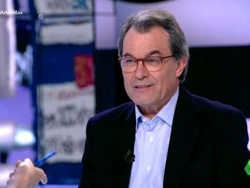 """Frame 62.288311 de: Artur Mas, sobre la trama del 3% en CDC: """"No ha habido financiación irregular en mi partido"""""""