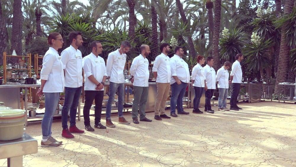 """Rivalidad máxima en las cocinas de 'Top Chef': """"Ya no quedan amigos"""""""
