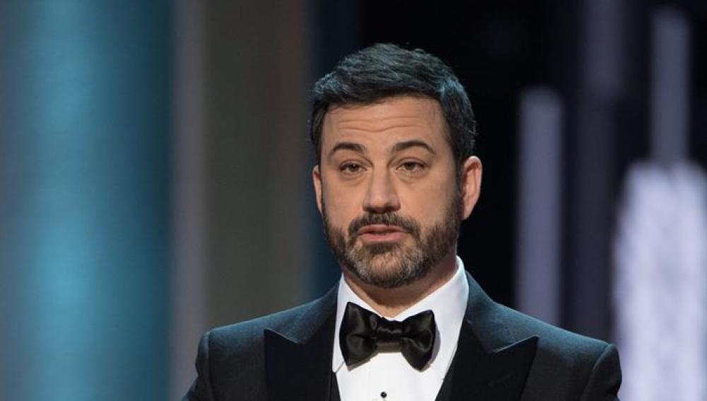 Jimmy Kimmel, en la gala de los Oscars 2017