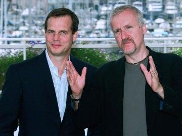 Bill Paxton y James Cameron, dos amigos amantes del cine