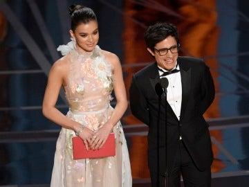 Gael García Bernal y su mensaje político en los Oscar 2017