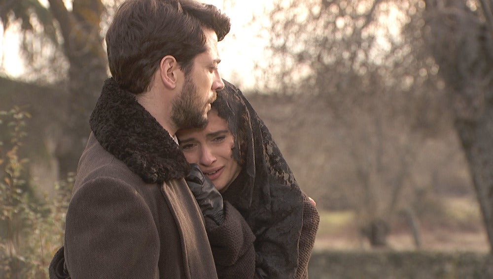 Beatriz y Hernando, más cerca que nunca tras la muerte de Damián