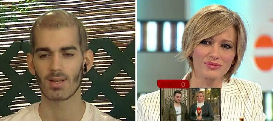 Antena 3 tv los momentos m s emotivos de pablo r ez en for Ver espejo publico hoy