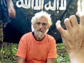 Juergen Kantner, el rehén alemán decapitado en Filipinas