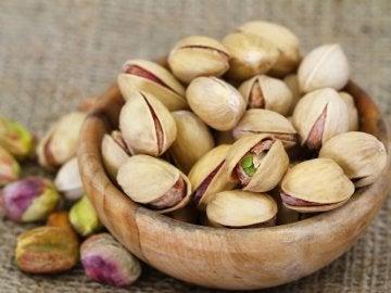 Cinco beneficios de los pistachos, un fruto seco muy nutritivo