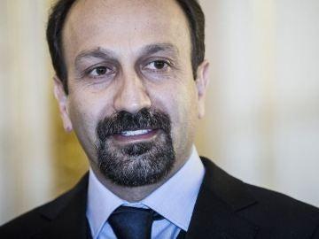 El director iraní Asghar Farhadi