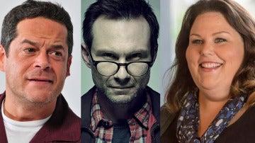 Una serie les salvó la vida: Jorge Sanz, Christian Slater y Chrissy Metz