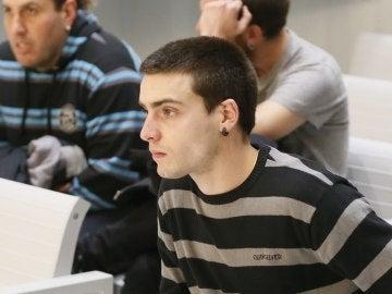 Javier M.R., acusado por enaltecer el terrorismo
