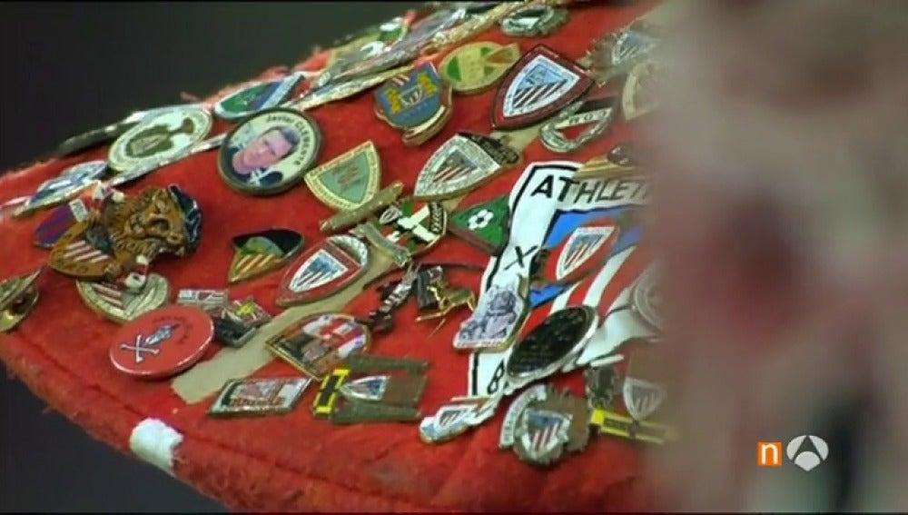 Frame 26.626666 de: Pins, bombones, camisetas firmadas... ¿qué regala cada club a los árbitros?