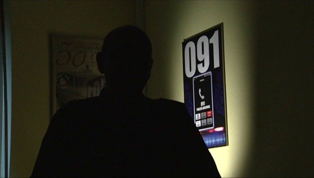 Frame 53.973312 de: El policía que resolvió el caso del pederasta de Ciudad lineal habla con Antena 3 Noticias