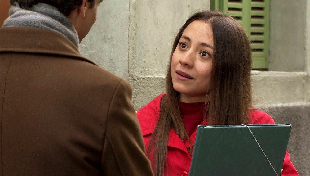 Rafael le pedirá una cita a Alba