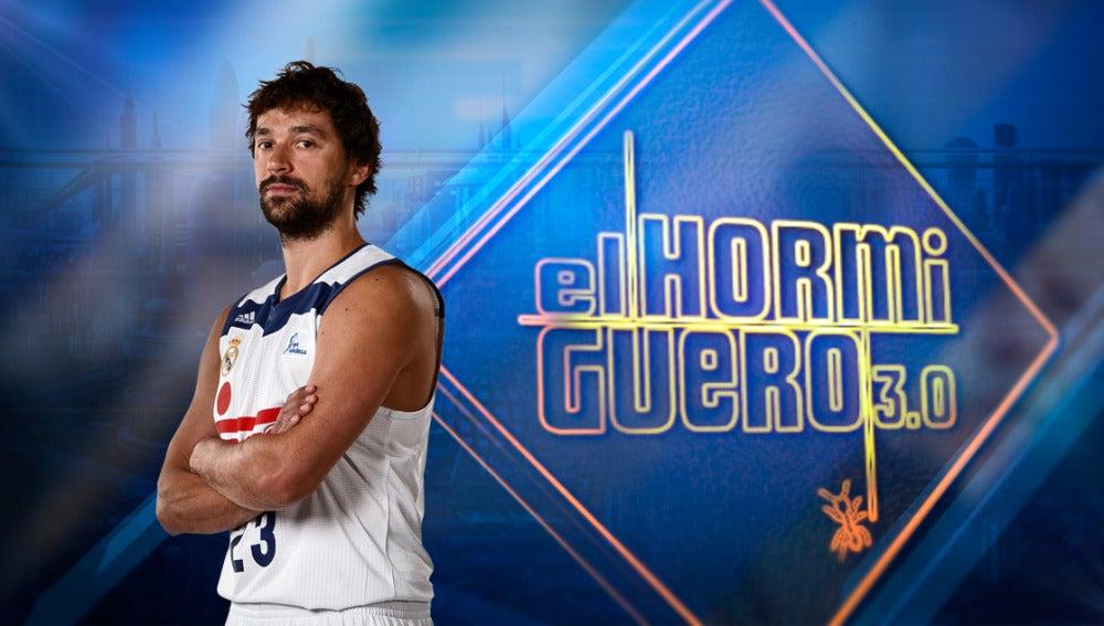 Ven a ver a Sergio Llull en directo a 'El Hormiguero 3.0'