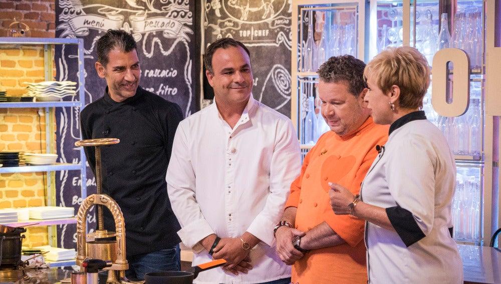 Ángel León, el chef del mar, invitado de honor en la última oportunidad