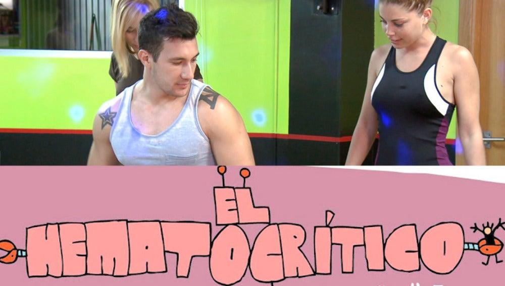 """""""Juan Diego en su salsa"""" @Hematocritico"""