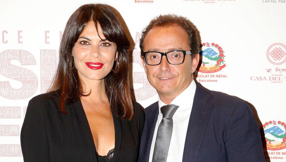 María José Suárez y Jordi Nieto