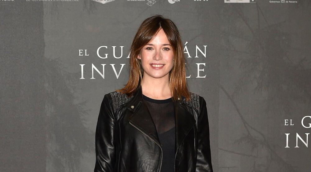 Marta Etura es la protagonista Amaia Salzar