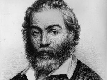 Retrato de Walt Whitman