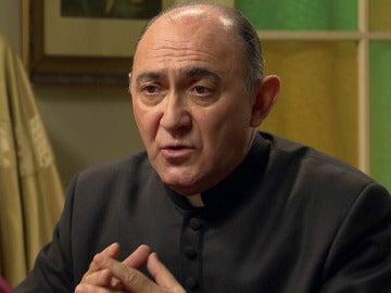 """Argimiro al Obispo: """"Félix le fue infiel a Rosalía"""""""
