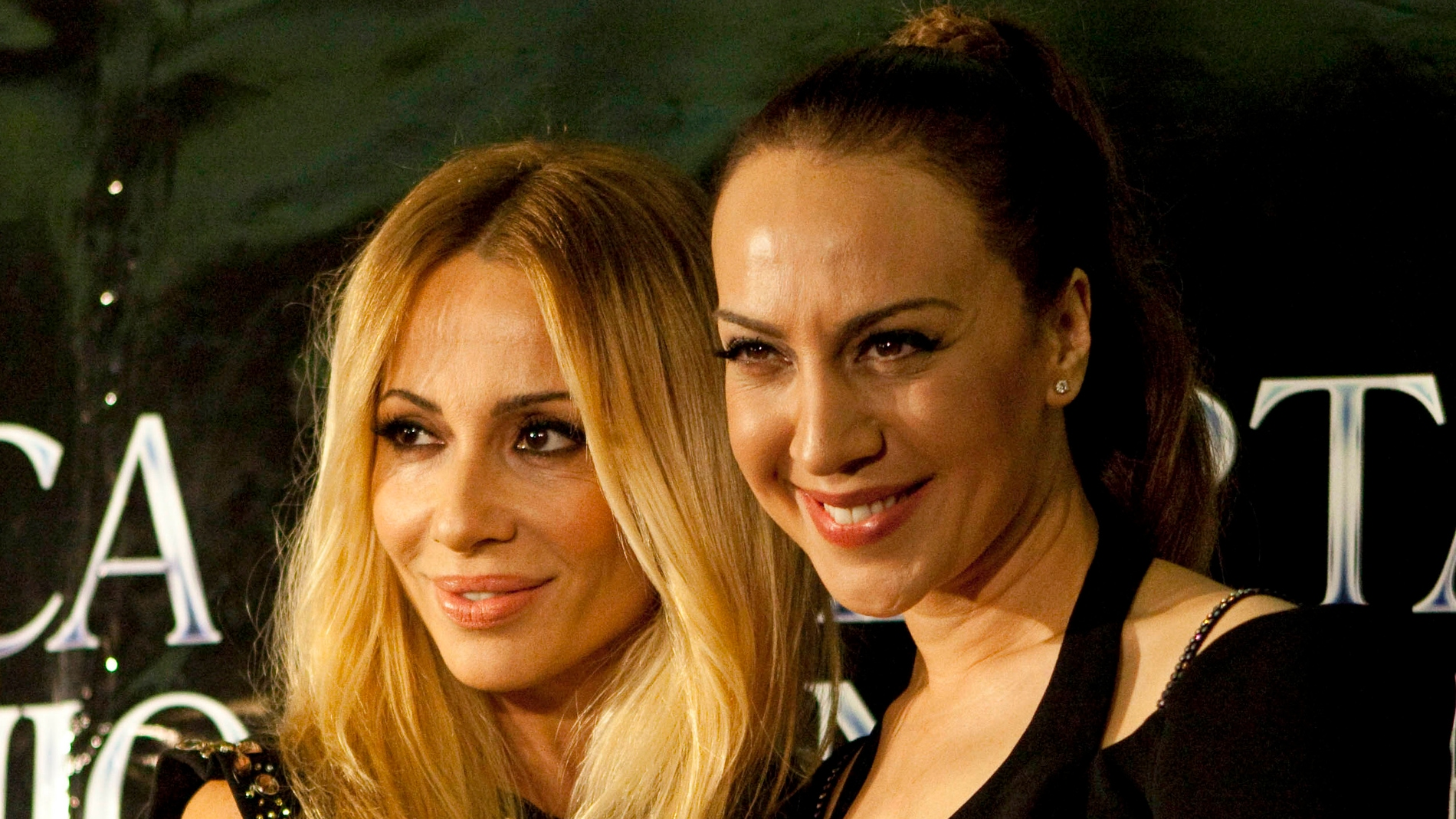 Marta Sánchez y Mónica Naranjo