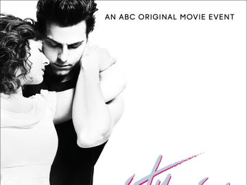 Cartel de 'Dirty Dancing'