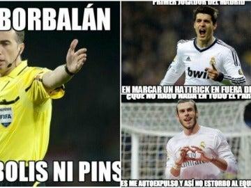 Los 'memes' del Madrid-Las Palmas