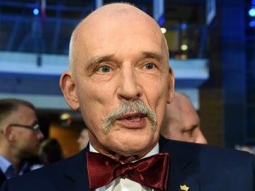 Korwin-Mikke, eurodiputado polaco