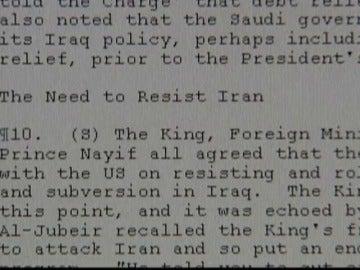Frame 7.31112 de: WikiLeaks iran