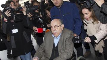 El expresidente del Palau de la Música, Félix Millet