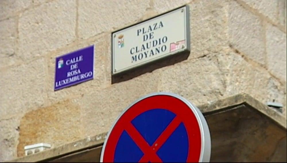 Frame 16.811879 de: En Zamora ponen nombres de mujeres a las calles