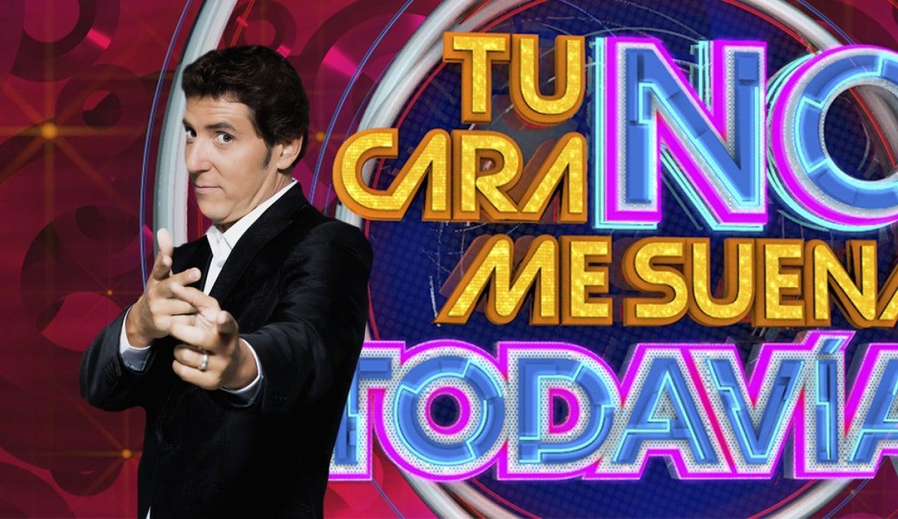 Manel Fuentes, presentador de 'Tu cara no me suena todavía'