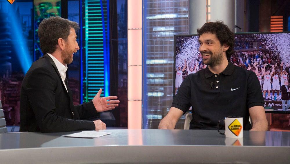 """Sergio Llull: """"Lo de la NBA está un poco apartado, me queda cuerda para rato en España"""""""