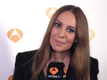 "Mónica Naranjo: ""No va a haber besos con Àngel Llàcer"""