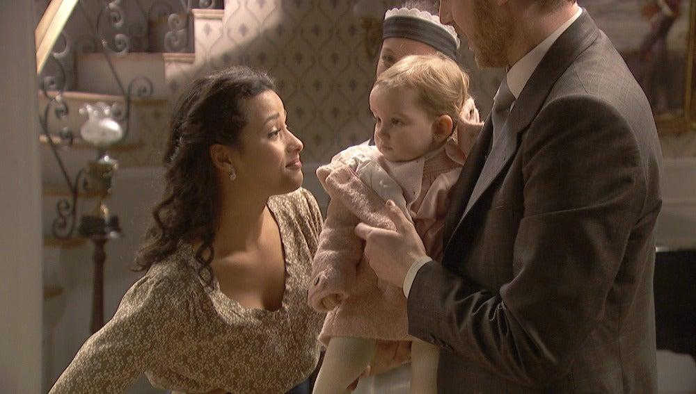 Lucía quiere formar una familia junto a Nicolás