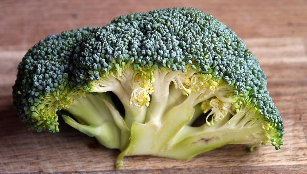 El brócoli aporta sulforafano al organismo