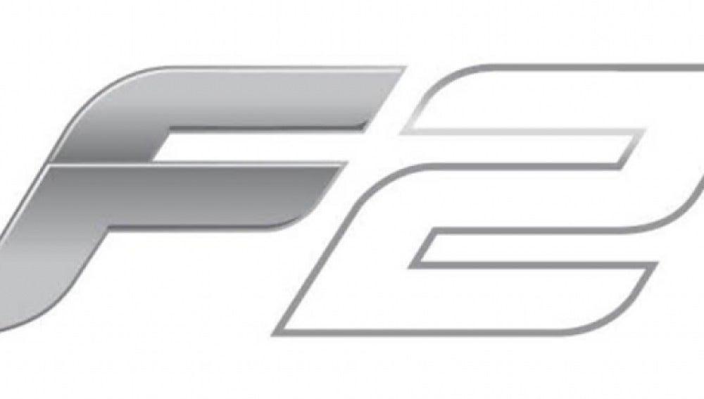 El logo de la nueva Fórmula 2