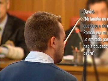 El joven que ha declarado por el caso Romanones